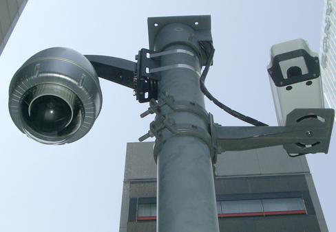 防犯カメラ導入・更新サービス