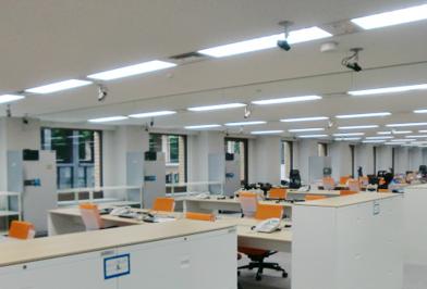 オフィス内での履歴保存体制