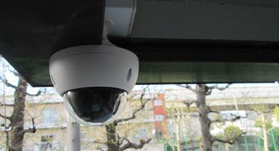 賃貸物件への防犯カメラ導入で 入居率の向上を実現