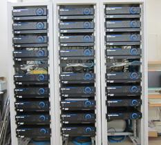 大規模遊戯施設に400台超の防犯カメラ設置