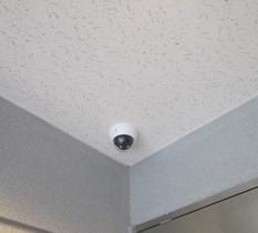 埼玉県越谷市のマンションで防犯カメラ入替