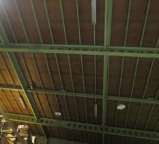埼玉県さいたま市の出版倉庫の照明をLED化