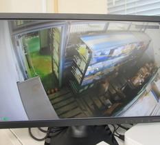 栃木県宇都宮市の工場に監視カメラ設置
