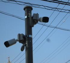 愛知県東海市のマンションで防犯カメラ入替&増設