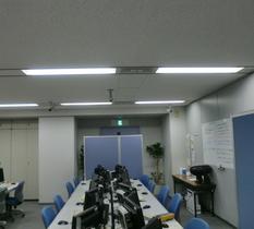 東京都江東区のデータセンターに監視カメラ設置
