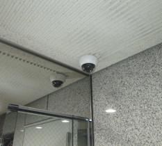 東京都杉並区の賃貸マンションに防犯カメラ設置