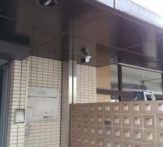 神奈川県横浜市のマンションに防犯カメラ設置