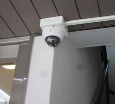 東京都千代田区のテナントビルに防犯カメラ設置