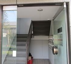 東京都江東区のマンションで防犯カメラ設置