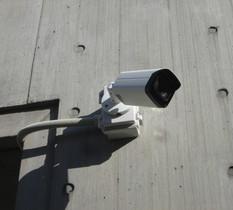 品川区の賃貸マンションに防犯カメラ設置