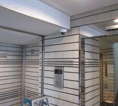 東京都文京区のマンションに防犯カメラ設置