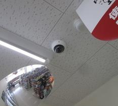 千葉県野田市のコンビニエンスストアでカメラ入替