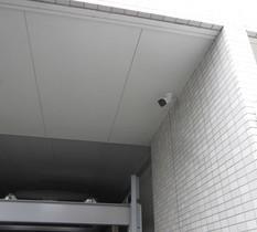 横浜市保土ヶ谷区のマンションにカメラ設置