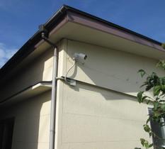 千葉県松戸市の自宅兼工場にカメラ設置