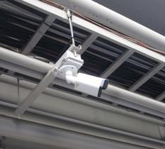 埼玉県志木市のマンションに防犯カメラ60台設置