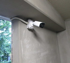 さいたま市のマンションでカメラ増設